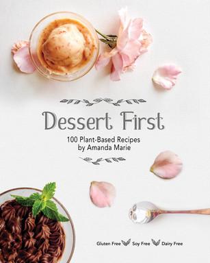 Dessert First Cover