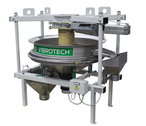 VIBRATORY SIEVES FOR POWDERS