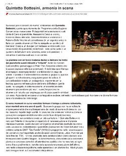 Quintetto Bottesini Macerata