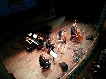 Quartetto d'archi e pianoforte