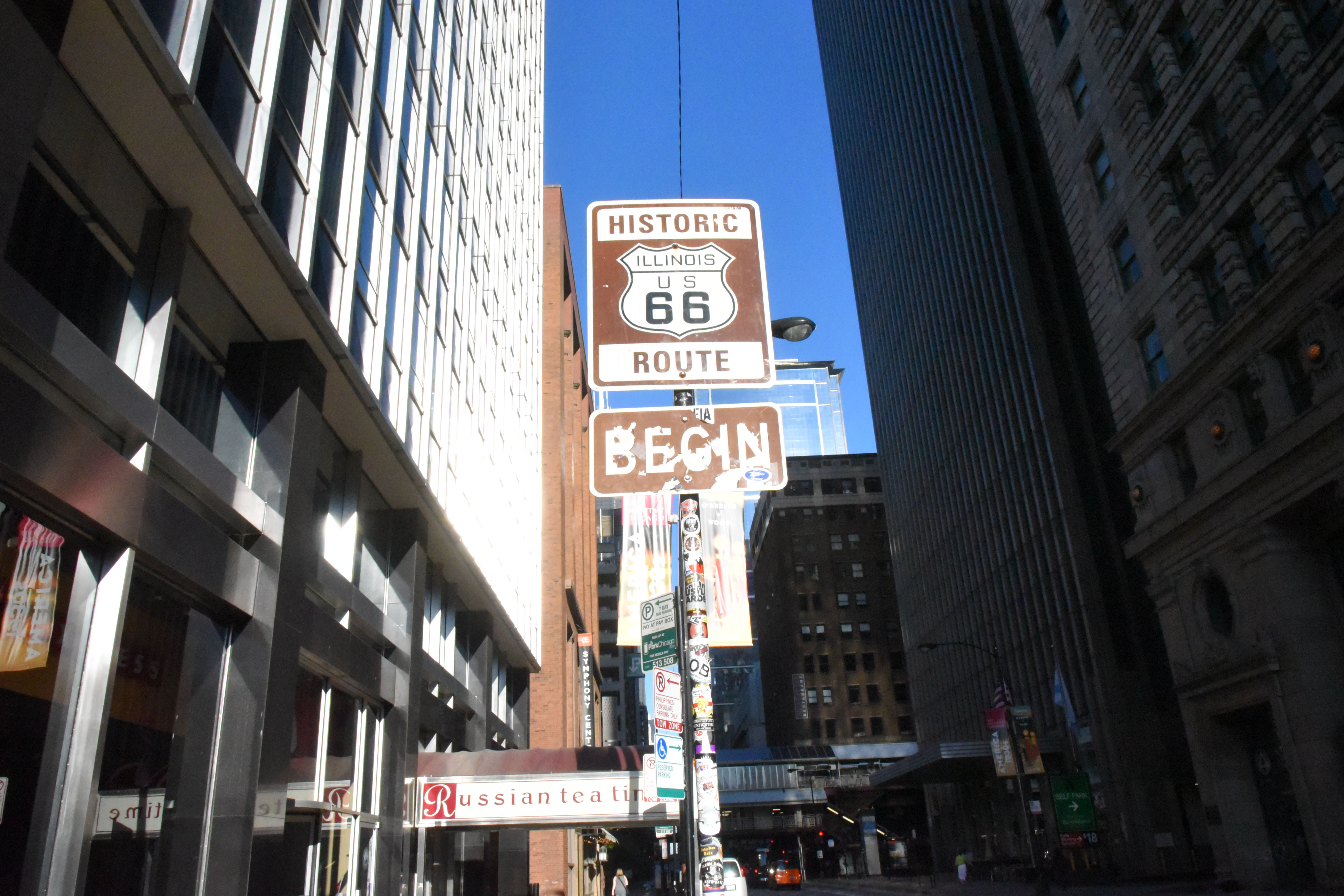 Route66 BEGIN