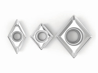 Lamina Technologies adds two new positive geometries to its aluminium turning line.