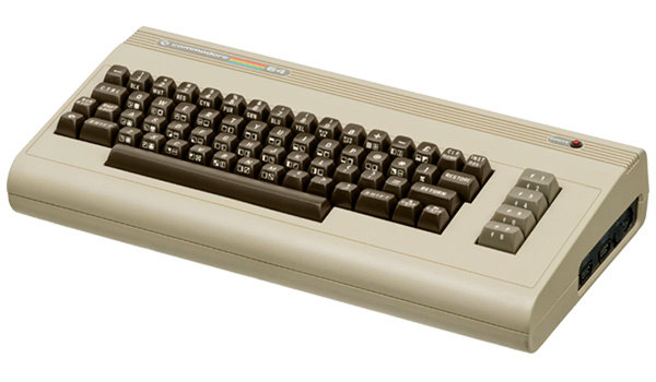 We were one of the first representatives of the best selling personal computer, the Commodore 64