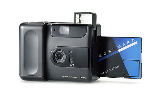 We've represented pioneers in digital cameras, Ricoh