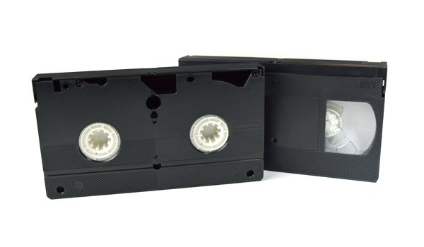 We sold the first blank VHS tapes at $20 when VCRs cost over $1000