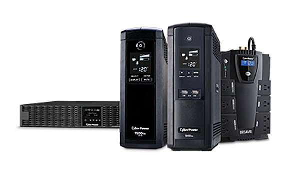We helped launch Cyber Power Systems (UPS) into the market and they continue to be a leader in the industry