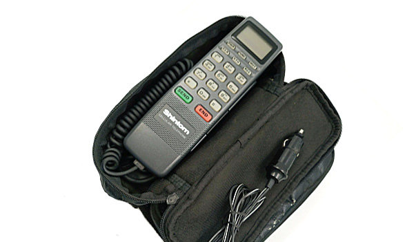 We sold one of the first cell phones in the market from Shintom and owned 25% of the market