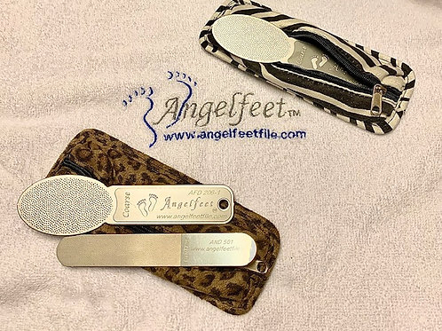 The Angelfeet Mini Pro & Mani/Pedi Nail File