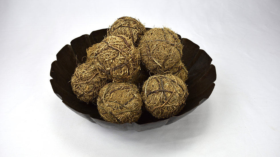 Handmade Vetiver Ball