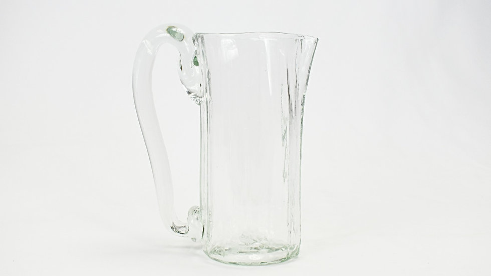 Glass Pitcher - Clear