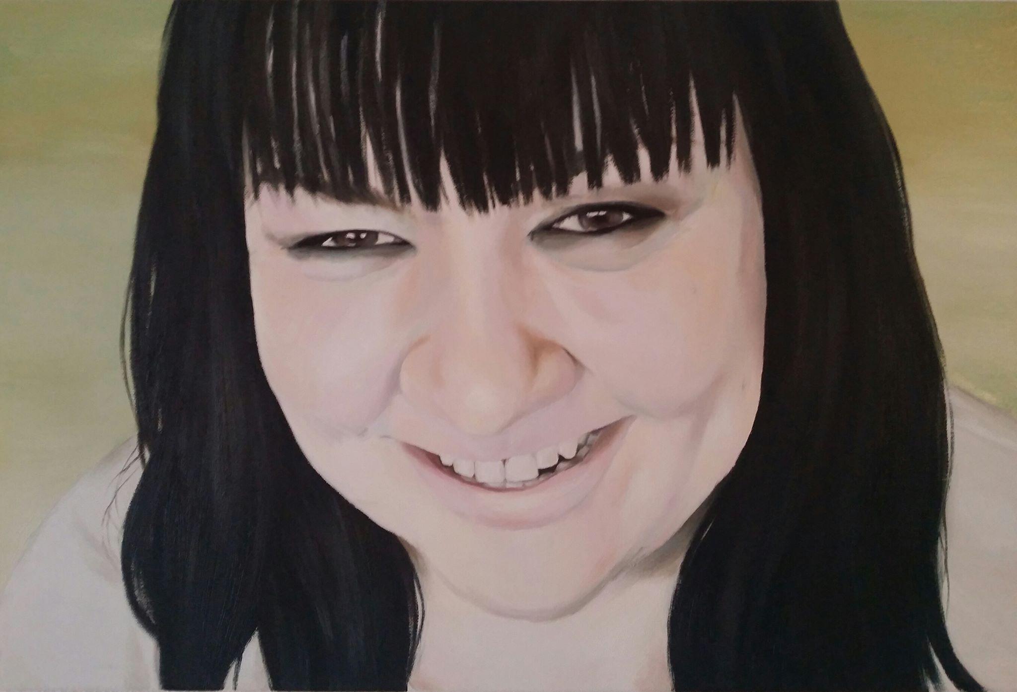 Claudia Untitled (Series 5, Nr. 3)