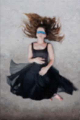 Claudia Kaak, Survivor, Oil on canvas, 1