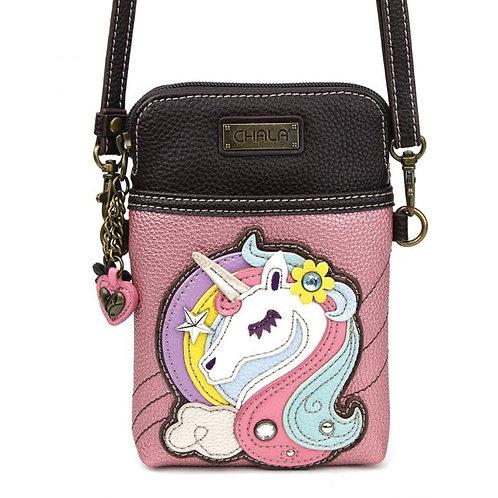 Unicorn - Glitter Pink Cell Phone Xbody