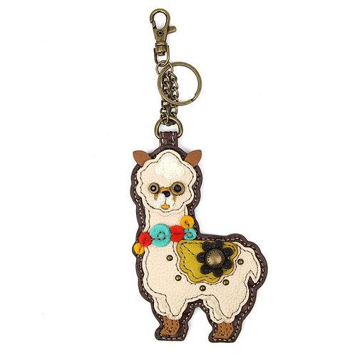 Llama - Key Fob