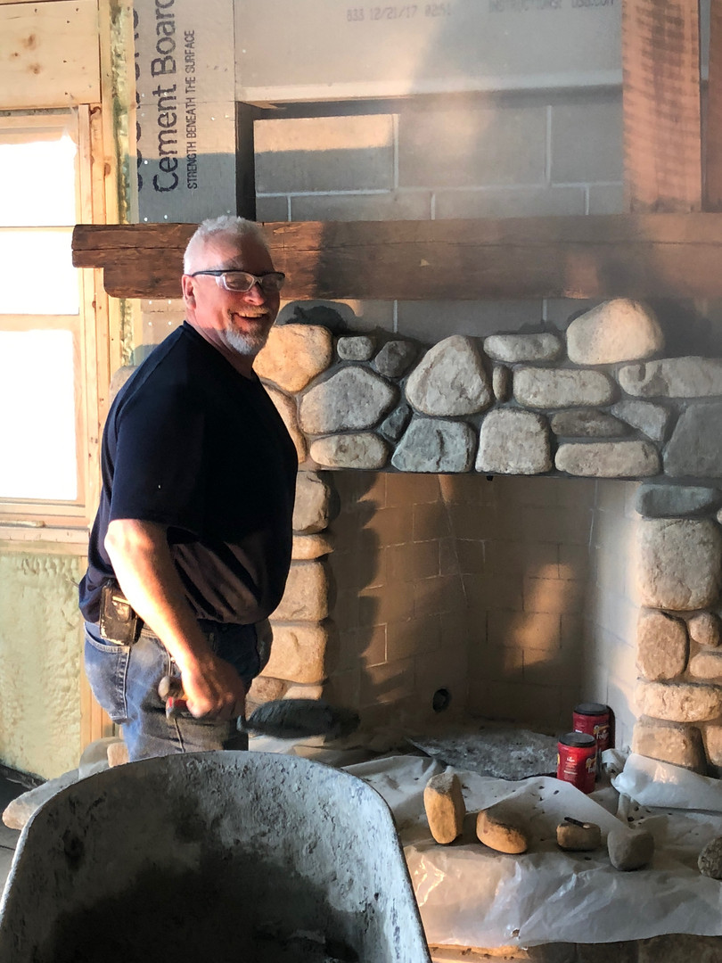 Stone by Stone with Rick Searles