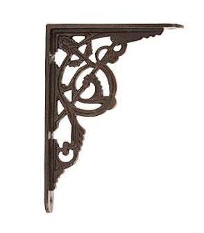 Restoration Decorative Shelf Brackets (pair)