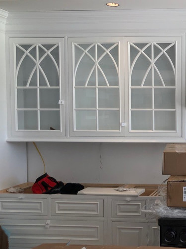 Custom designed Kitchen Cabinetry