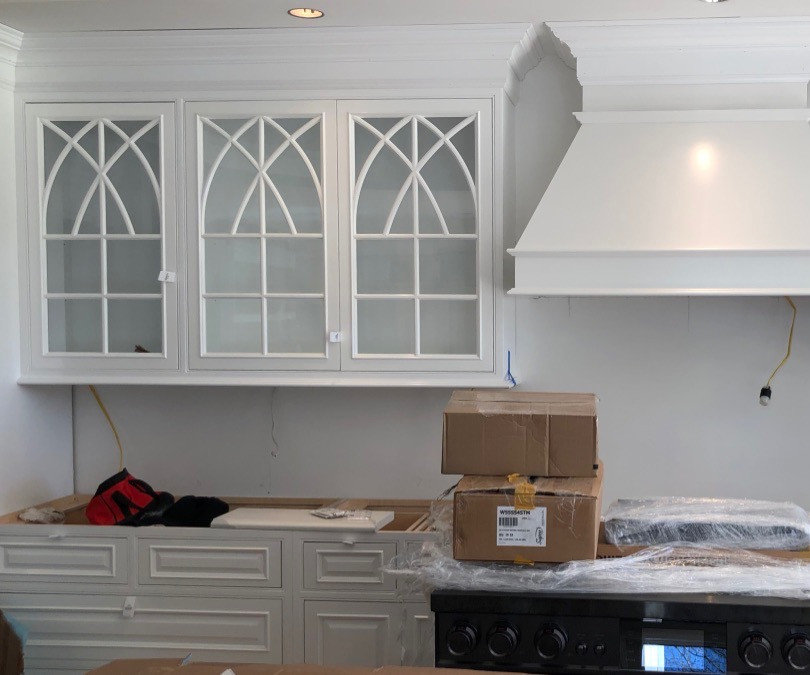 Custom designed Kitchen Cabinetry