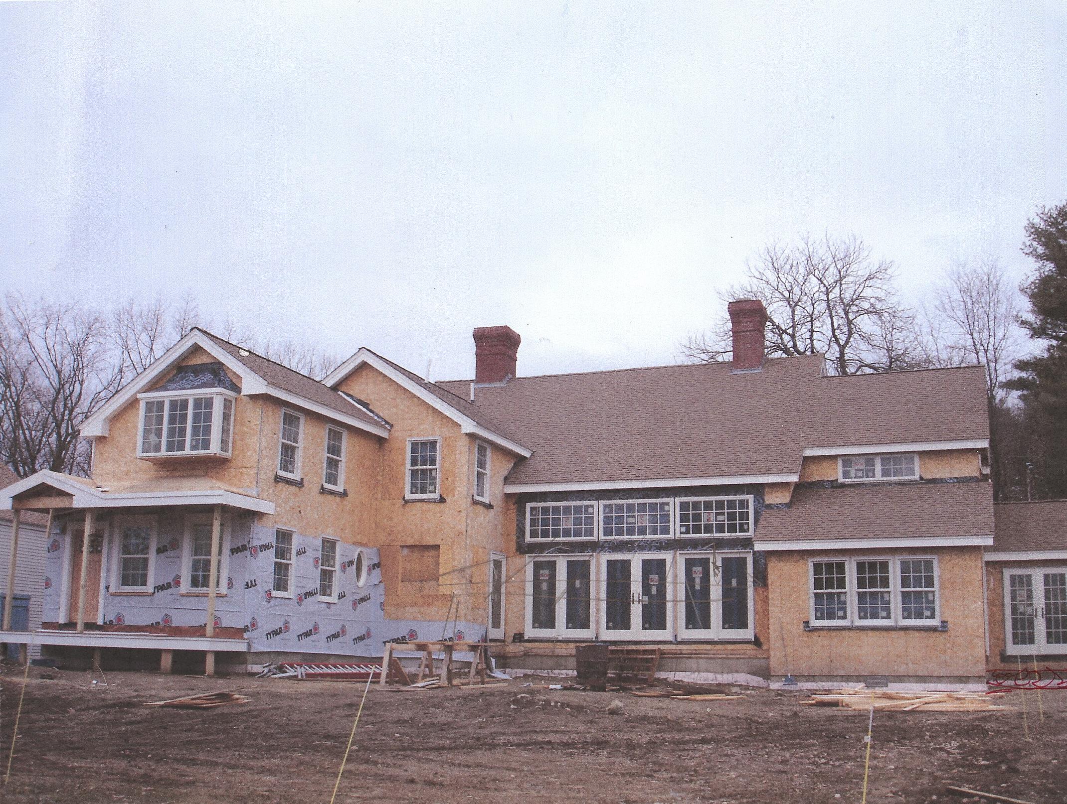 Farm House Expansion
