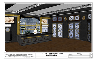 Reception Bar ~~ Concept in Portsmouth