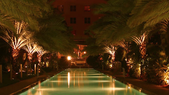 National Hotel Pool