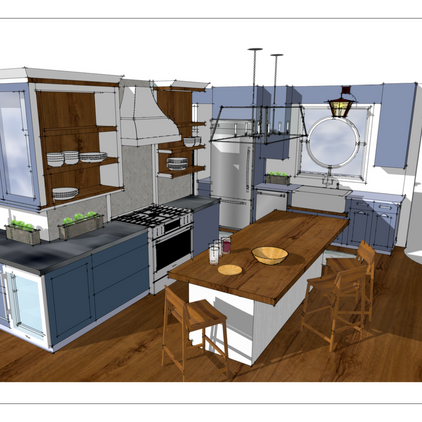 Kitchen Concept by The Look