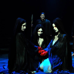 Macbeth - Witch 1
