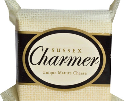 Sussex Charmer Wins Gold Again!