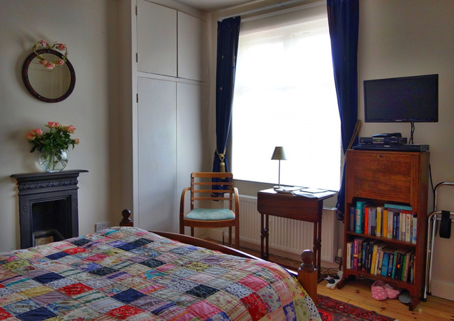 The Corner House West Bedroom