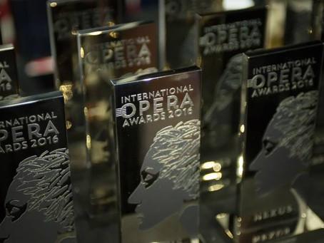Glyndebourne Wins International Opera Awards!