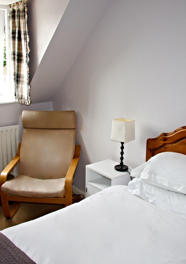 Aleberry B&B Lewes Single Bedroom