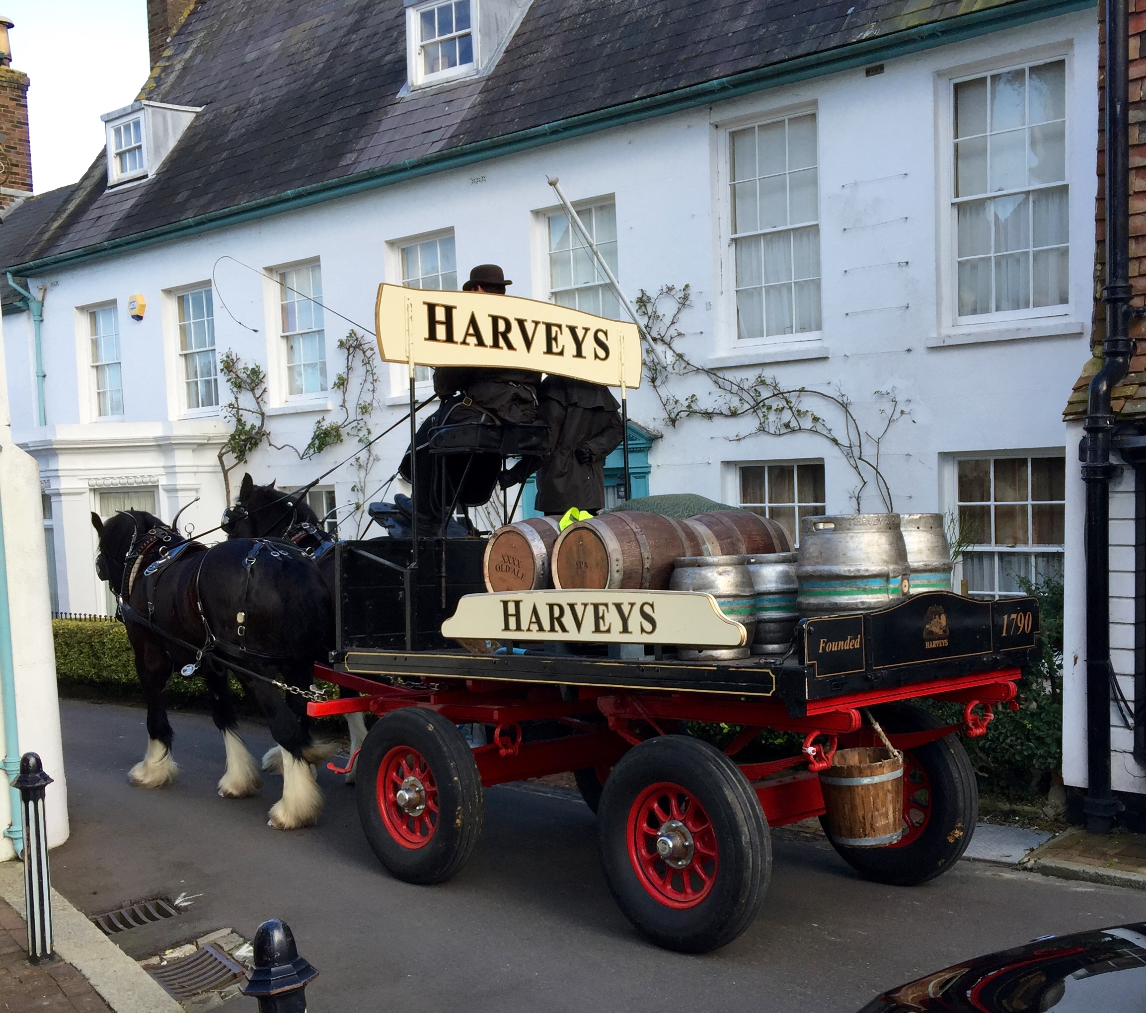 Harveys Brewery Delivery