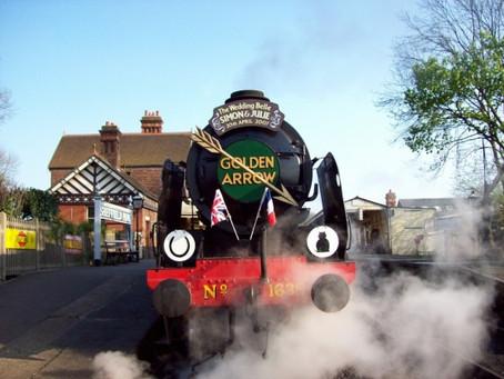 Bluebell Railway Nuptials