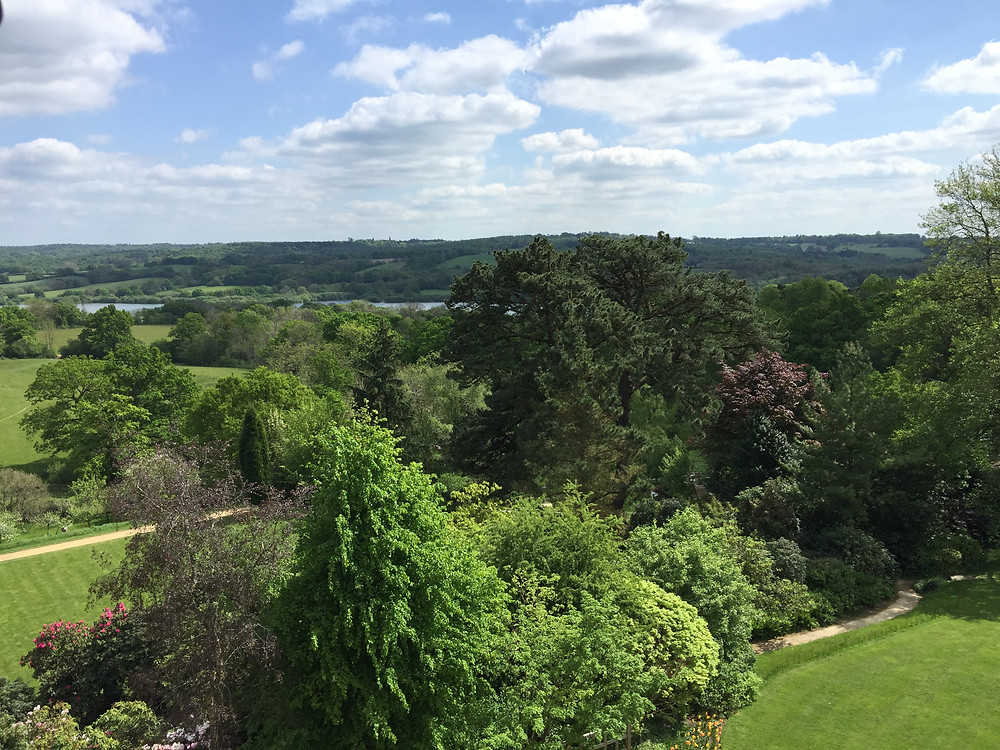Views Standen House East Sussex