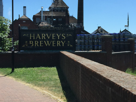 Harvey's, Lewes Brewery Of The Year