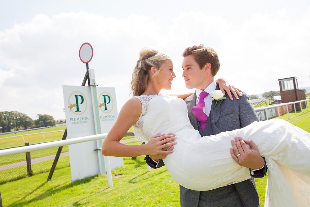 Book your wedding at Plumpton Racecourse