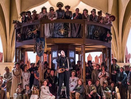Delighted Glyndebourne Guests