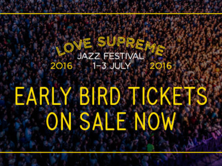 Love Supreme 2016 Tickets On Sale!