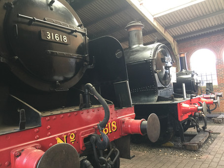 Bluebell Railway Events 2018