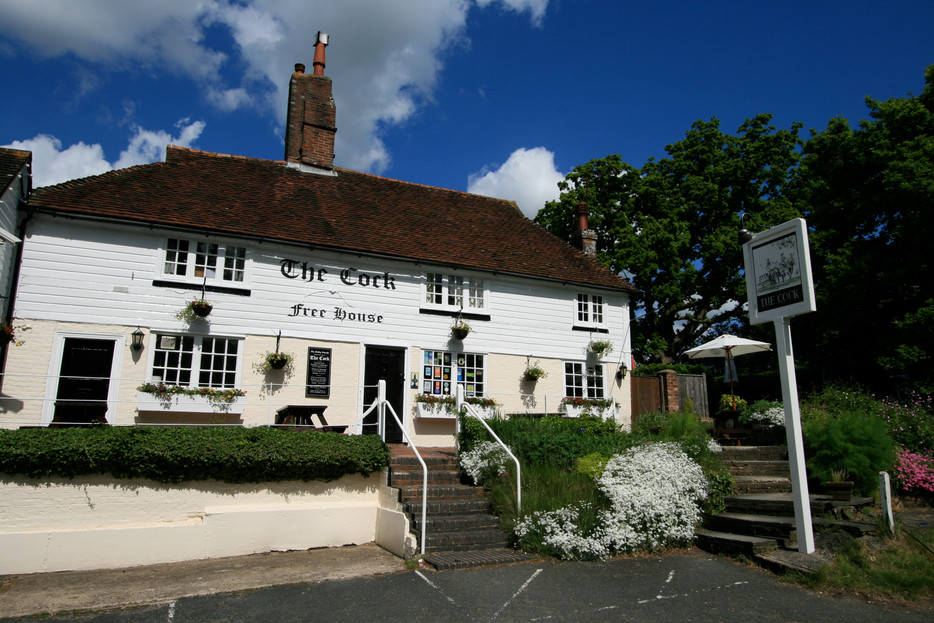 Perfect pub for food – and a pint of Harveys