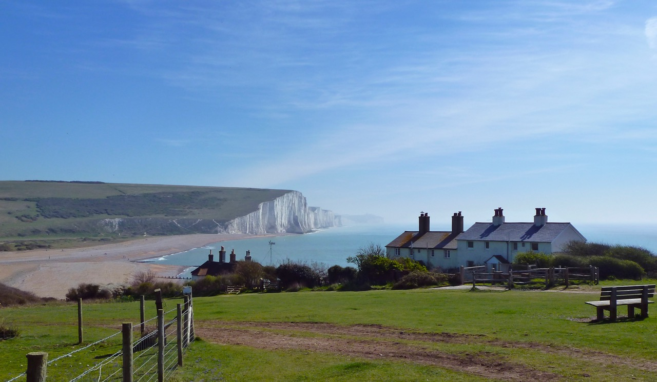 Fishermans Cottages At The Seven Sisters