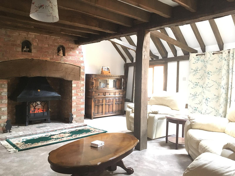 Sussex Self Catering Acorns Barn
