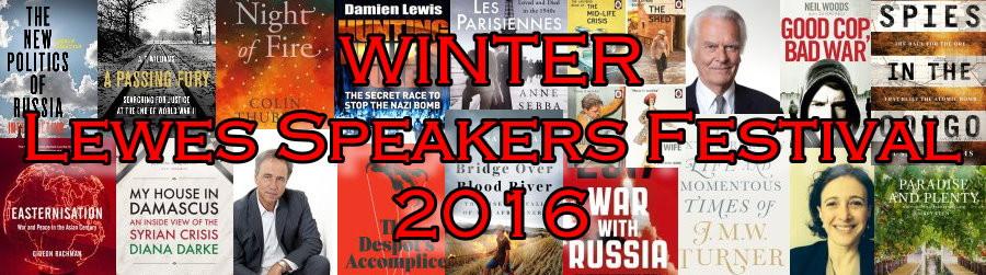 Lewes Speakers Festival