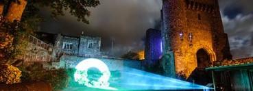 Open-air Cinema at Lewes Castle
