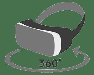 Tour Virtuale a 360° del nostro nuovo quartiere.