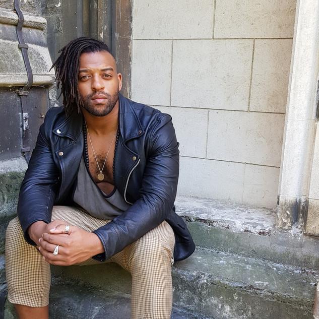 Oritse Williams JLS singer songwriter artist actor model performer