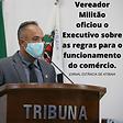 ATIBAIA vereador militao oficiou o executivo05022021