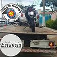 ATIBAIA Policia Militar apreende moto com apropriacao indebita04022021