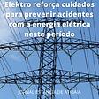 ATIBAIA elektro reforca cuidados no verao 06022021