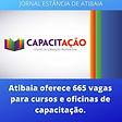ATIBAIA capacitacao 665vagas de cursos18022021
